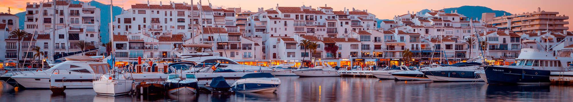 escapadas fin de semana en marbella