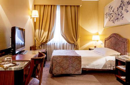 Overnachting in het hart van Milaan in een charmant hotel
