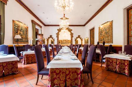 Lujo y Gastronomía en un Palacio renacentista en Iglesuela del Cid