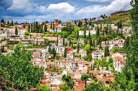 Weekend con visita all'Alhambra: scopri la sua storia millenaria