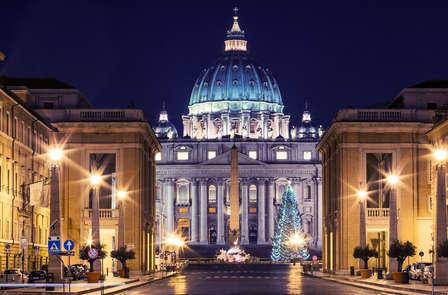 Ontdek de wonderen van Rome vanuit het centrum