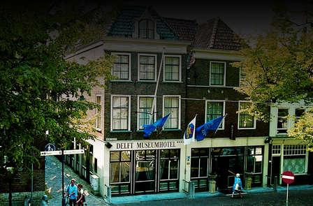 """Ontdekkingsweekend """"Royal Delft Experience"""" in Delft"""