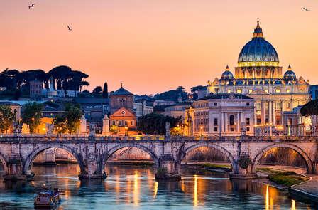 Nell'antica Roma con sapore e gusto (da 2 notti)