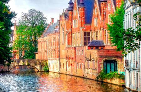 Fuga gastronomica nel centro storico di Bruges