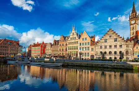 Ontdek het prachtige Gent vanaf het water