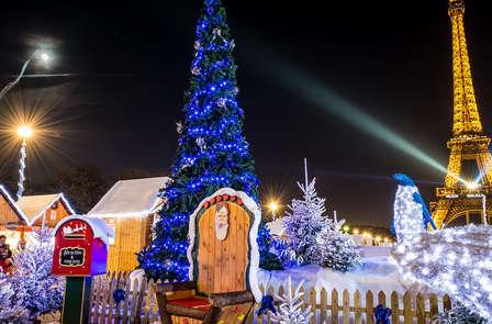 Vivez la magie des marchés de Noël à Paris (à partir de 2 nuits)