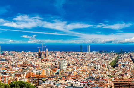 Citytrip à Barcelone avec jacuzzi dans la chambre