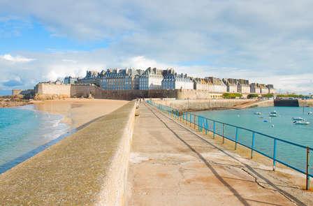 """Offre spéciale: Découvrez Saint-Malo, la """"ville Corsaire"""""""