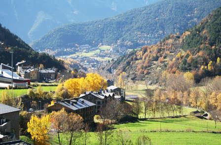 Romantisch weekend met diner en ontspanning in de buurt van Ordino - Andorra