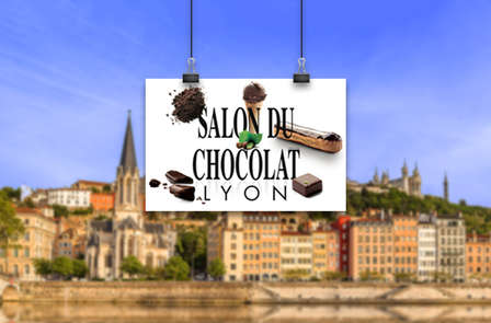 Entrée au Salon du Chocolat et séjour 4* en plein coeur de Lyon