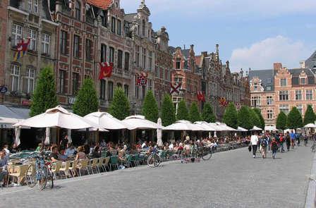 Kroegentocht door het gezellige Leuven