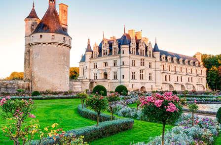 Escapade Châteaux de la Loire avec visite de Chenonceau et dîner