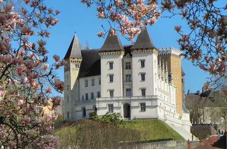Week-end découverte de l'histoire de Pau, avec visite du château