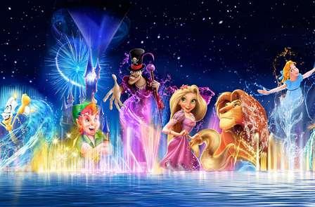 Offre spéciale : Week-end en famille avec entrées aux deux parcs Disney®
