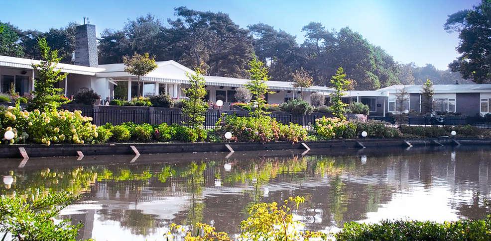 H tel landgoed de rosep h tel de charme oisterwijk for Reserver hotel meilleur prix