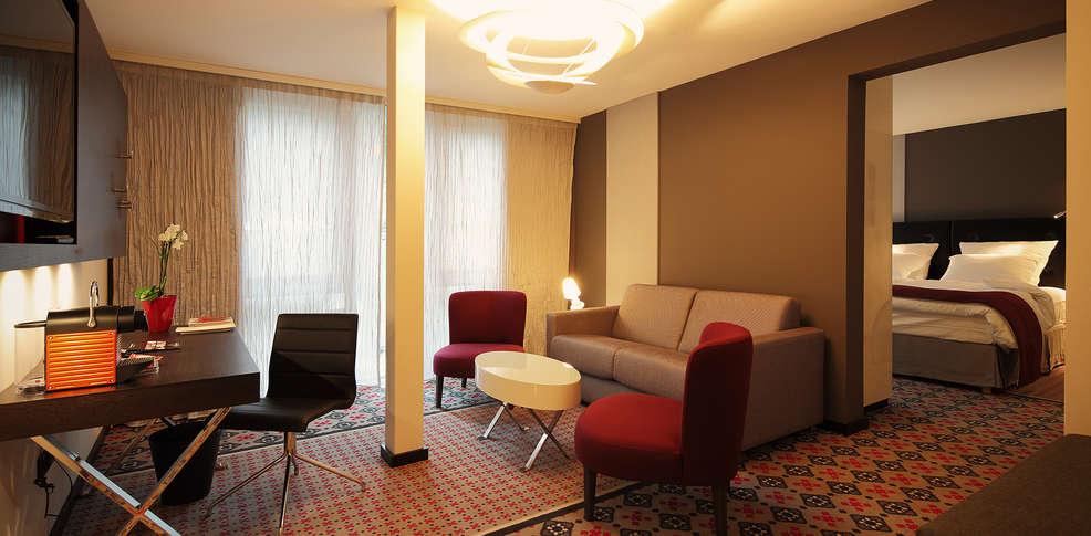 Le clervaux boutique design hotel h tel de charme clervaux for Charme design boutique hotel favignana