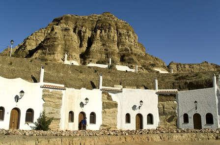 Escapada Bucólica: Casa Cueva, con picnic para excursiones y cena en Guadix (desde 2 noches)