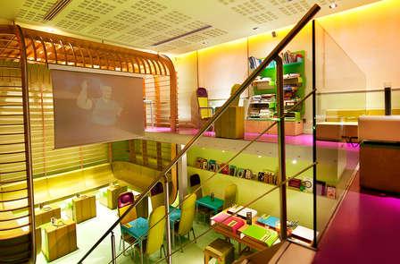 Relax nel cuore di Nizza in un hotel di design
