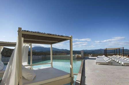 Charme e relax a 5* in un castello della Val d'Orcia (tariffa non rimborsabile)