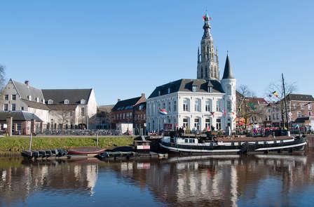 Ontdek Breda op de fiets en smaakvol genieten in Restaurant Puur (vanaf 2 nachten)