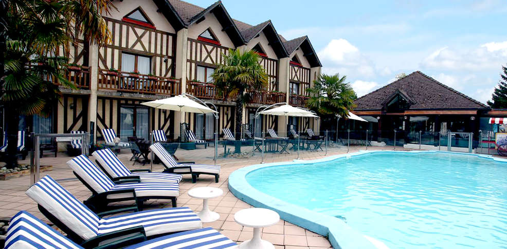 Hotel Saint Gatien Des Bois - H u00f4tel Le Clos Deauville Saint Gatien , h u00f4tel de charme Saint Gatien des Bois
