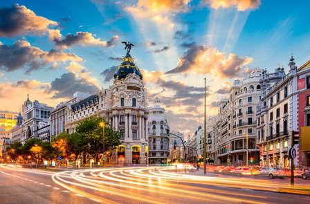 Descubre Madrid y sus alrededores