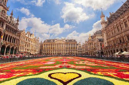 Alójate a las puertas de Waterloo y lánzate a descubrir Bruselas