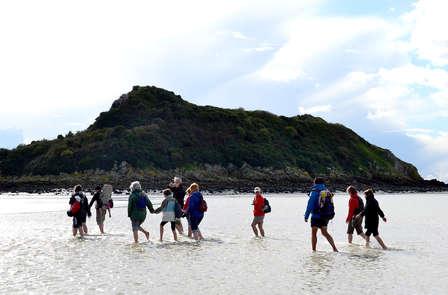 Ontdekkingsweekend inclusief wandeling met gids door de baai van Mont Saint-Michel