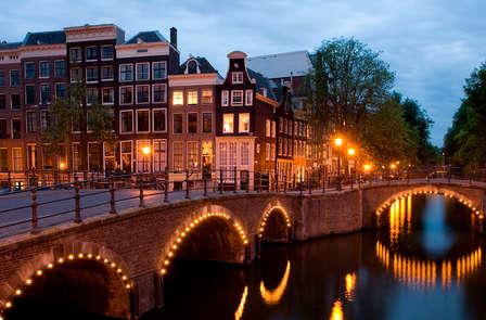 Weekendje weg in Amsterdam met toegang tot de spa
