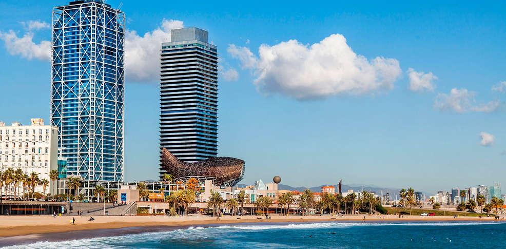 Aparthotel mariano cubi barcelona h tel de charme barcelone - Hotel de charme barcelone ...