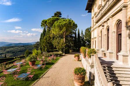 Verblijf in de natuur op een uur van Florence in een 19e-eeuwse Toscaanse villa