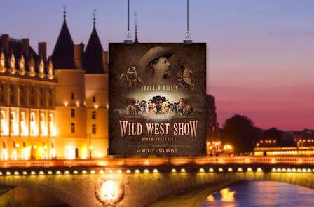 """Dîner-spectacle Disney """"La Légende de Buffalo Bill"""" et séjour 4* près de Paris (à partir de 2 nuits)"""