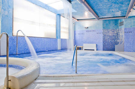 Relájate: Escapada bienestar con acceso al spa en Rías Baixas