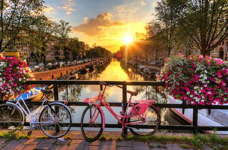 Comfortabel en rustig verblijf nabij het indrukwekkende centrum van Amsterdam