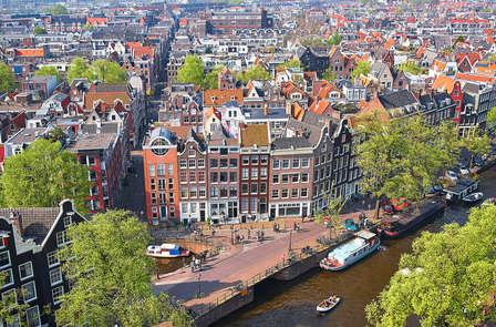 Ontspannen verblijf nabij het schitterende Amsterdam