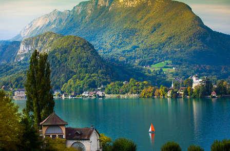 Offre Spéciale Vacances: Escapade à 5min d'Annecy (à partir de 2 nuits)