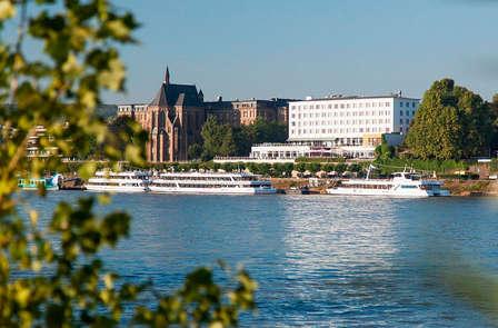 Speciale Estate: relax e giro in barca sul Reno a Bonn (da 2 notti)