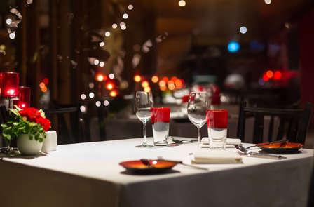 Romance et dîner près du Lac Majeur