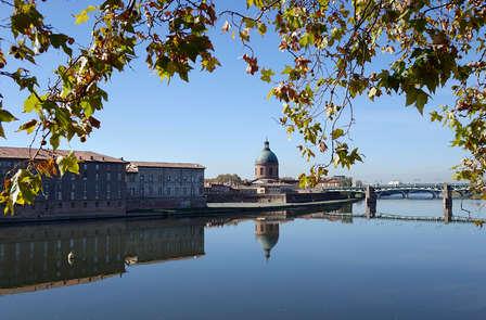 Offre spéciale nuits offertes : séjour au bord de la Garonne à Toulouse (à partir de 2 nuits)