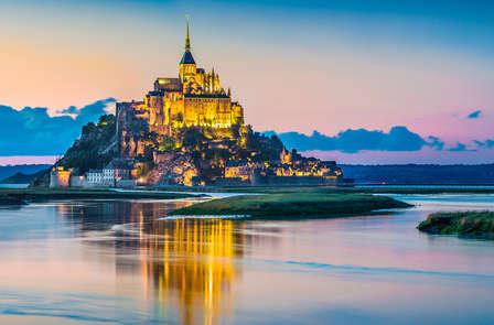 Verken de Mont-Saint-Michel inclusief toegang tot de abdij