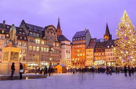 Speciale aanbieding: ontspanningsweekend in een designhotel in Straatsburg