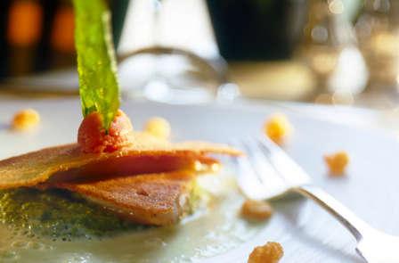 Grasse matinée sous la couette avec dîner gastronomique et brunch à Amboise