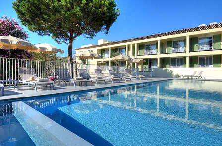 Week-end dans un hôtel de charme à Cannes