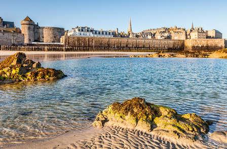Douce idylle en bord de mer à Saint-Malo