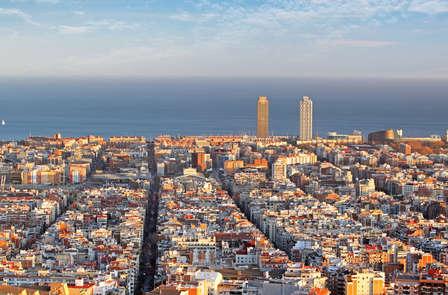 Descubre la Barcelona más romántica