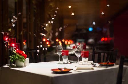 Escapade de charme avec dîner du Réveillon et Champagne à Bayeux