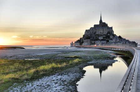 Découvrez l'Aquarium de St-Malo et l'abbaye du Mont-St Michel le temps d'un week-end !