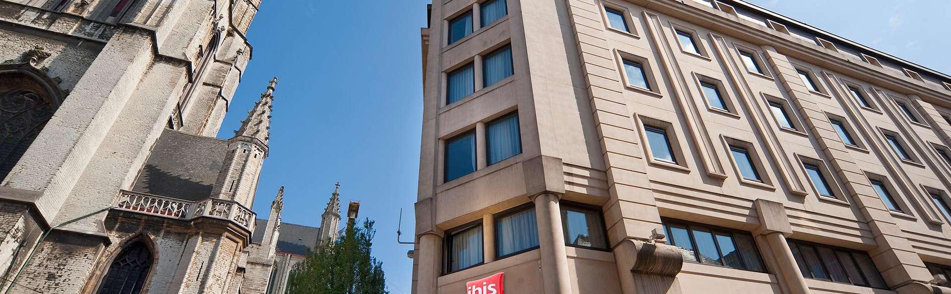 Hotel ibis gent centrum sint baafs kathedraal charmehotel gent - Verblijf kathedraal ...