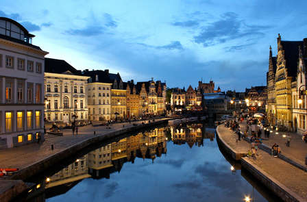 Birra e tapas nel centro di Gand (da 2 notti)