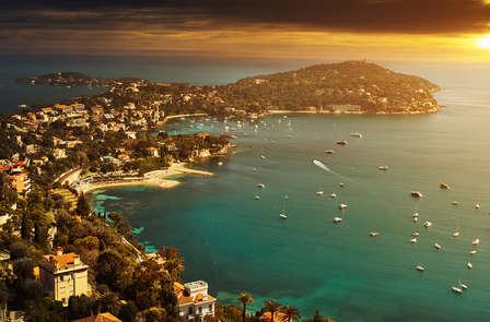 En famille sur la Côte d'Azur à Nice (à partir de 2 nuits)